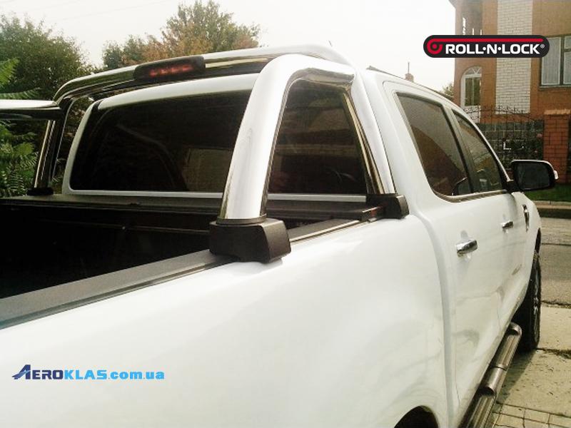 Монтажный комплект QWIKFOOT QF517 Toyota HILUX 2005-2015