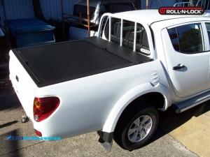 РОЛЕТА ROLL-N-LOCK 610M Mitsubishi L200 2013-2015